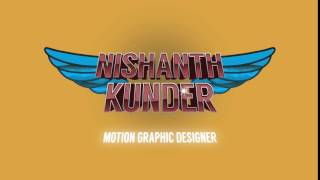 FREE Retro/Vintage Intro video - NishanthKunder | After Effects Templates | HD