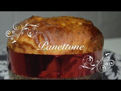 Panettone - Receta Thermomix - para Navidad - Recetas de Cocina por Chef de mi Casa.com