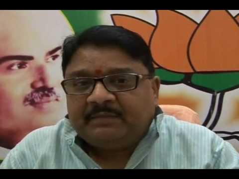 Lucknow. BJP Reaction on high court order directs to save grains