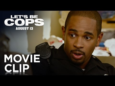 Let's Be Cops | not A Cop Red Band Clip [hd] | 20th Century Fox video