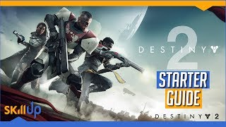 Destiny 2   Starter (Tutorial) Guide For New Players- Classes, Guns & Game Modes Explained!