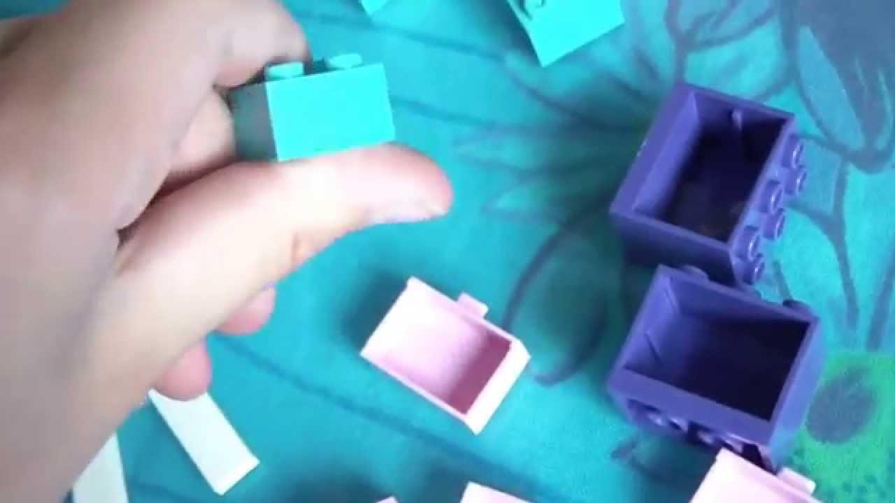 как из лего сделать комнату - YouTube