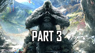 Far Cry 4 Valley of the Yetis DLC Walkthrough Part 3 - First Encounter (FC4 Gameplay Commentary)