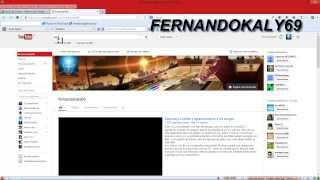 Descargar -Acelerar -Optimizar -Configurar  ver VIDEOS YOUTUBE
