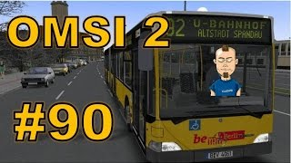【ツ】 OMSI 2 DER OMNIBUSSIMULATOR #90 ★ Add-on 3 Generationen Gelenkbusse Teil 5/9 ★ Let's play Omsi 2