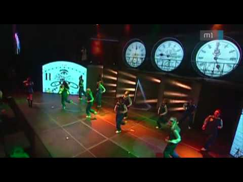 Nox - Ébredj Fel (concert) HQ