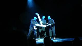 Blue Man Group on Norwegian Epic
