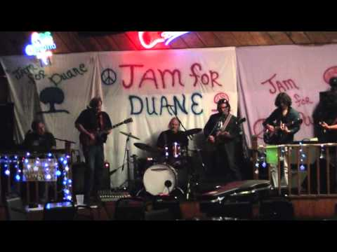 21 - Blue Sky - Jam For Duane 10/29/11 - Gadsden, AL