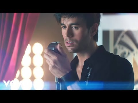 Enrique Iglesias - El Perdedor (bachata) Ft. Marco Antonio Solís video