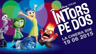 Întors pe Dos (Inside Out) - Trailer J - 2015