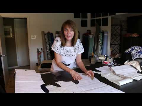Sewing Tutorial - Armholes and Sleeves