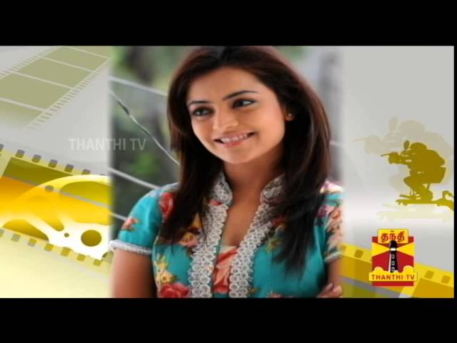 Nisha Agarwal Replaces Bhavana In Cousins - Thanthi TV