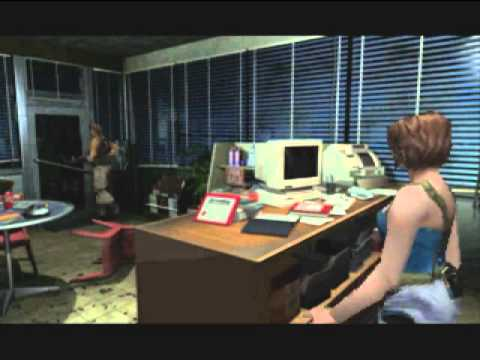 PSX Longplay [037] Resident Evil 3: Nemesis