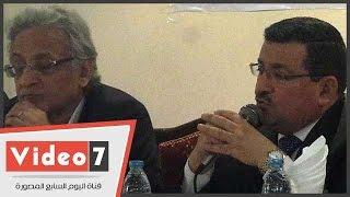 """بالفيديو..أسامة هيكل:""""مصر بها أكبر عملية إهدار للموارد البشرية على مستوى العالم"""""""