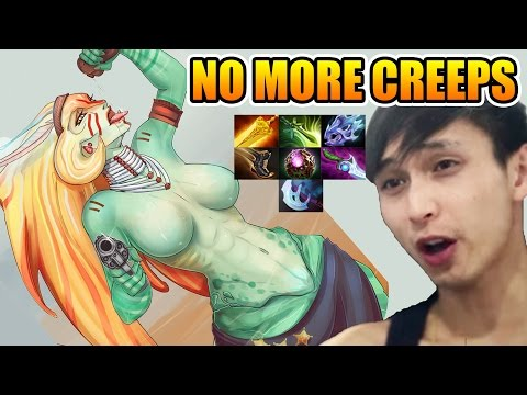 SingSing Dota 2 - Farm Until There Is No More Creeps