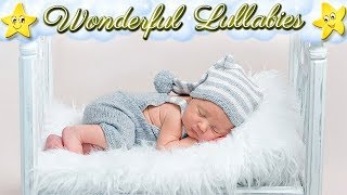 Super Soft Calming Baby Lullaby Sleep Music ♥ Bedtime Musicbox Melody ♫ Good Night Sweet Dreams
