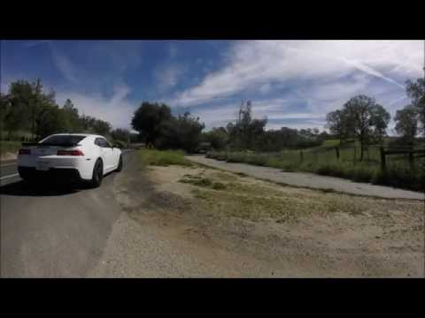 Chevy Camaro SS 1LE Bloopers