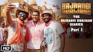 The Bajrangi Bhaijaan Diaries Part I Selfie With Salman Khan