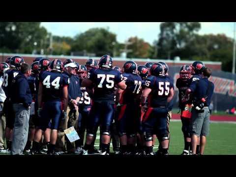 No Regrets: Wheaton College Football