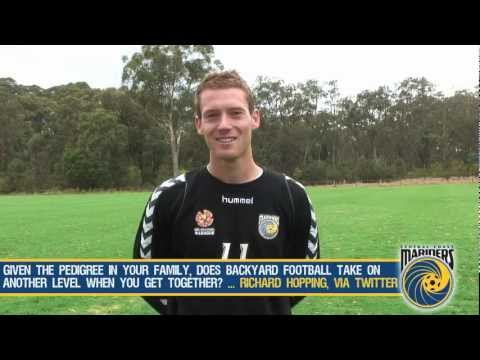 In the second episode of Central Coast Mariners Fan Q&A, Qantas Olyroos Captain Oliver Bozanic talks about his pride in captaining his country, and kick-abou...