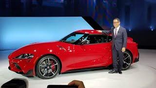 Detroit Auto Show Highlights
