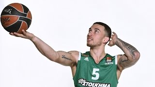 Top 10 Plays - Turkish Airlines EuroLeague Round 23