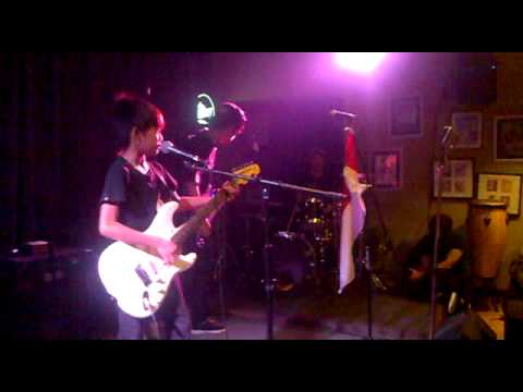 BACK IN BLACK ACDC - SATRIA AND THE MONSTER COVER
