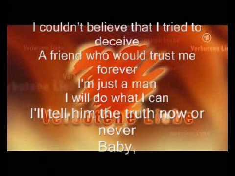 Verbotene Liebe Song (englischen lyrics ) - YouTube
