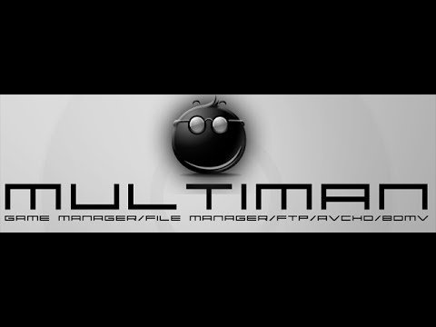 PS3 MULTIMAN 4.70 CEX/DEX + DOWNLOAD