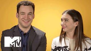 'Girl Meets World' Stars Ben Savage & Rowan Blanchard Talk 'Boy Meets World' Loose Ends | MTV News