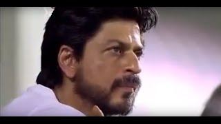 SRK at the Cricket Match with AbRam dancing ..Cute..Must Watch !!