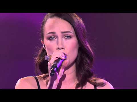 Jac Stone And Shawne Kirke Sing Off: The Voice Australia Season 2