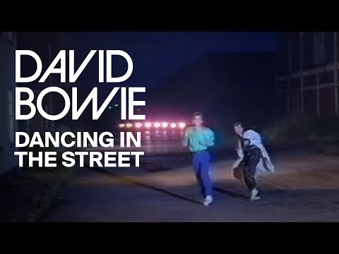 David Bowie & Mick Jagger - Dancing In The Street (Official Video)