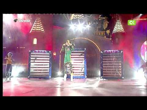 01 Drag Eiko Gala Drag Queen Las Palmas de Gran Canaria 2014