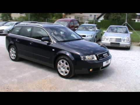 2004  Audi A4 Avant quattro 2.5 V6 TDI Full Review.Start Up. Engine. and In Depth Tour