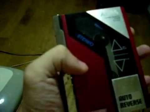 Aiwa Cassette Player Cassette Player Hs-p07