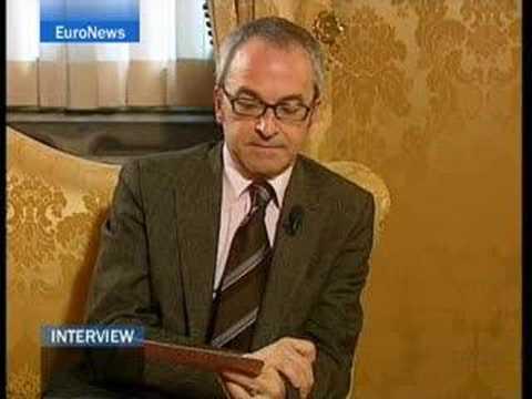 """EuroNews – IT – Intervista: Prodi: """"Non butteremo a mare…"""