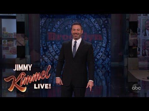 Jimmy Kimmel Live is Back in Brooklyn!