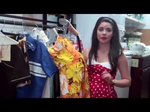 Teen Beach Wardrobe Tour