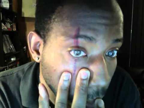 Make Up Tutorial Collodion Bishop Eye Look Youtube