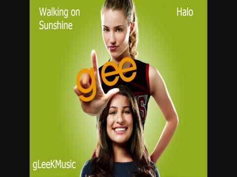 Glee Cast - Halowalking On Sunshine