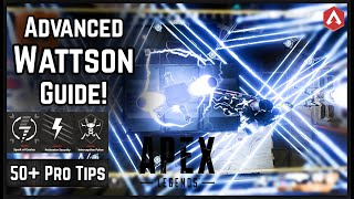 50+ Pro Tips Advanced WATTSON Guide! Everything You Need To Know! Apex Legends