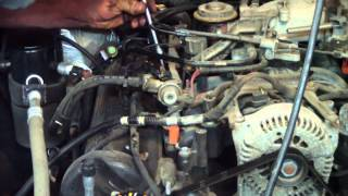 2000 Grand Marquis Spark Plug Change How To 4.6L