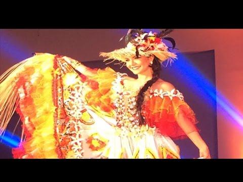 Homenaje Miss World Ecuador 2015