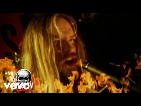 Zakk Wylde, Black Label Society - Fire It Up Video