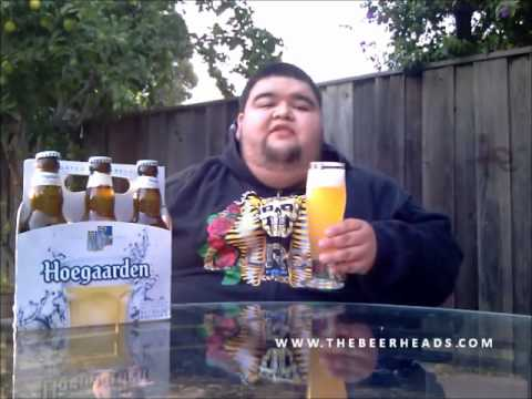 The Beer Heads: Hoegaarden Belgian Witbier | Beer Review #147