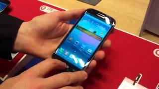 Google Android Samsung Galaxy S3 Lte With Jelly Bean Hands On