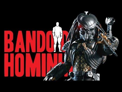 Bando de Hominho - AVP Celtic Predator 2.0 Hot Toys
