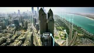ABU DHABI TRAFFIC POLICE CAR CHASE – SAFE CITY UAE – [English]