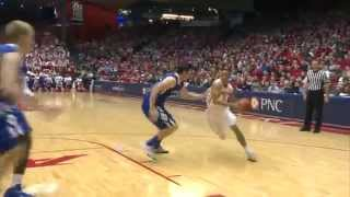 Postgame: Dayton Men's Basketball vs Saint Louis 1-17-14